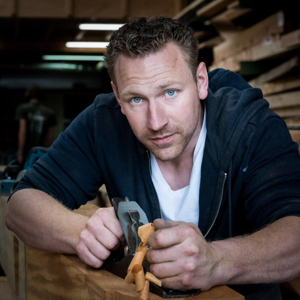 Traditionele Zaanse houtbouw - Over Remco